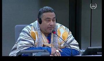 Sam l'Africain, premier témoin à visage découvert à la CPI (...)