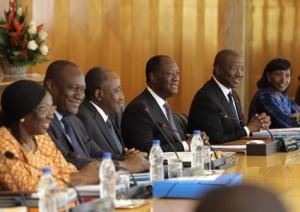 Une des images de promotion de l'histoire de la Côte d'Ivoire sur la page de Yasmina Ouégnin