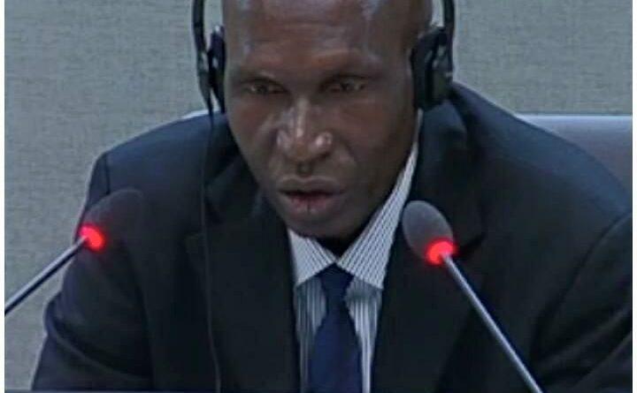 Cpi: Le témoin Kangouté avoue ses crimes pour la rébellion