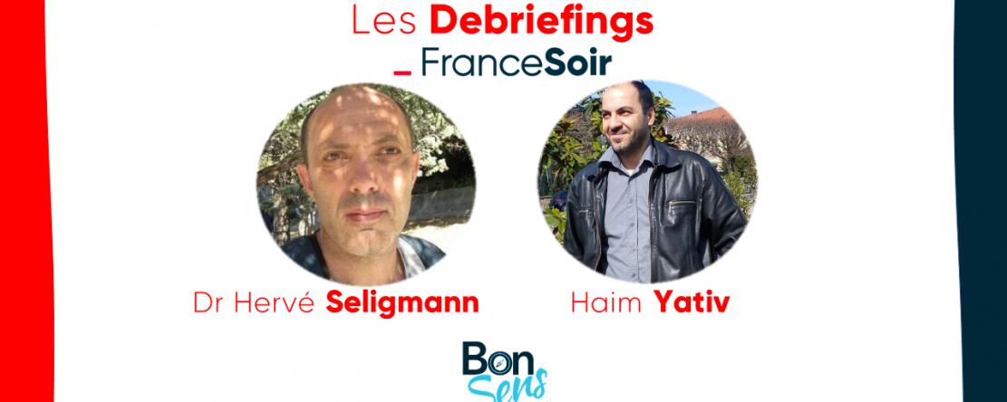 Hervé Seligmann et Haïm yativ